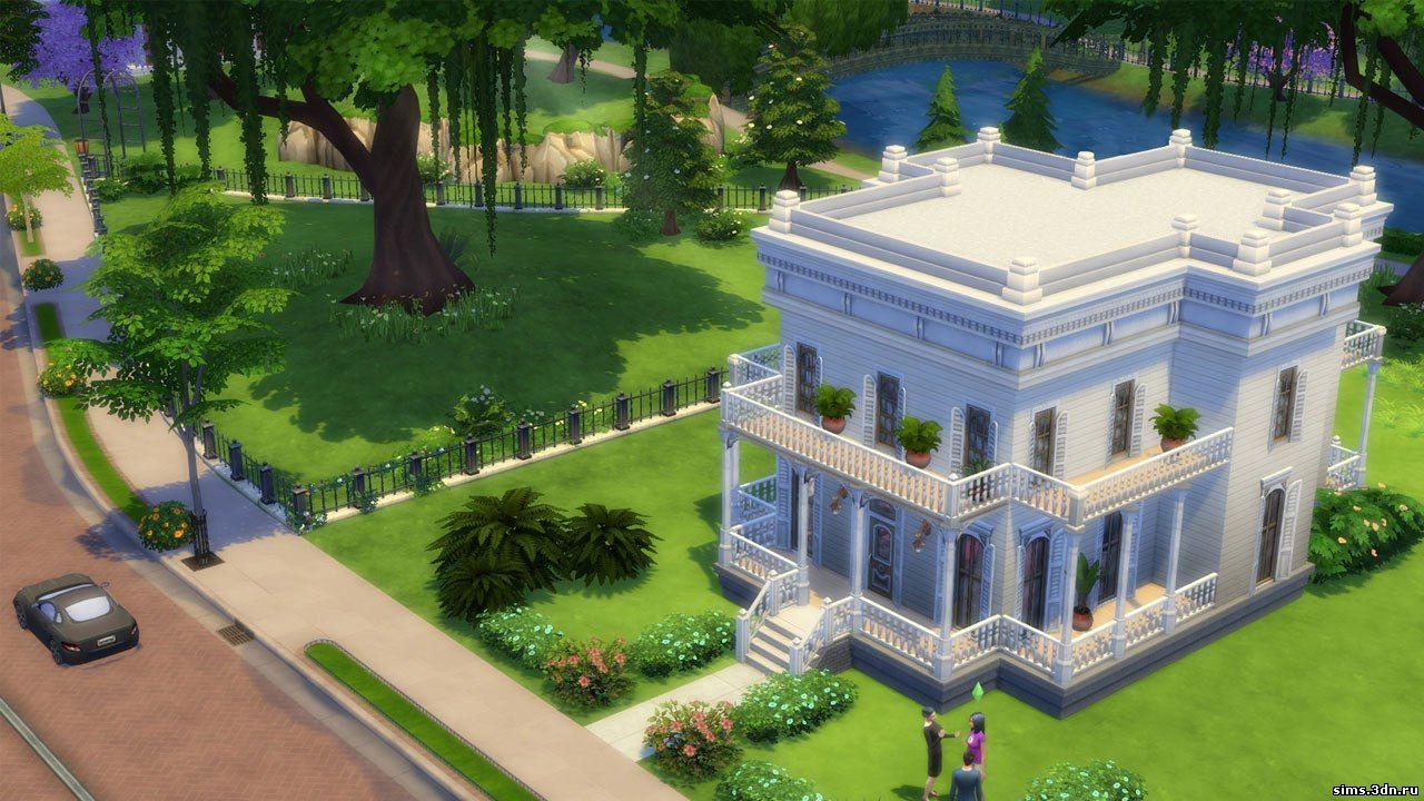 Sims 3 как увеличить масштаб страницы - c