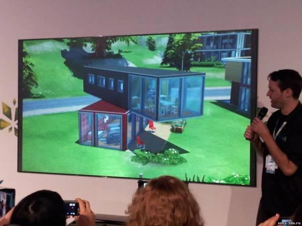 Sims 3 как увеличить масштаб страницы - 523b0